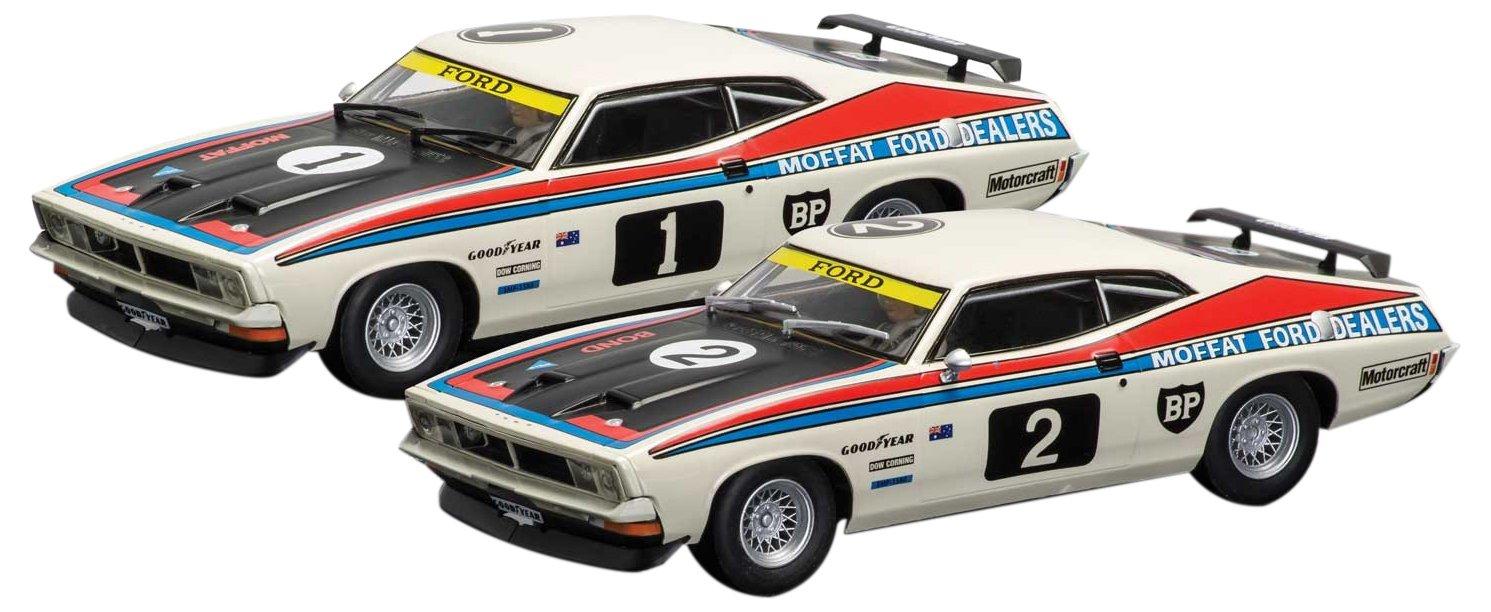 1/32スロットカー Touring Car Legends Ford XB Falcon 1977 ATCC FORD FALCONS C3587A B00U7F9KIQ
