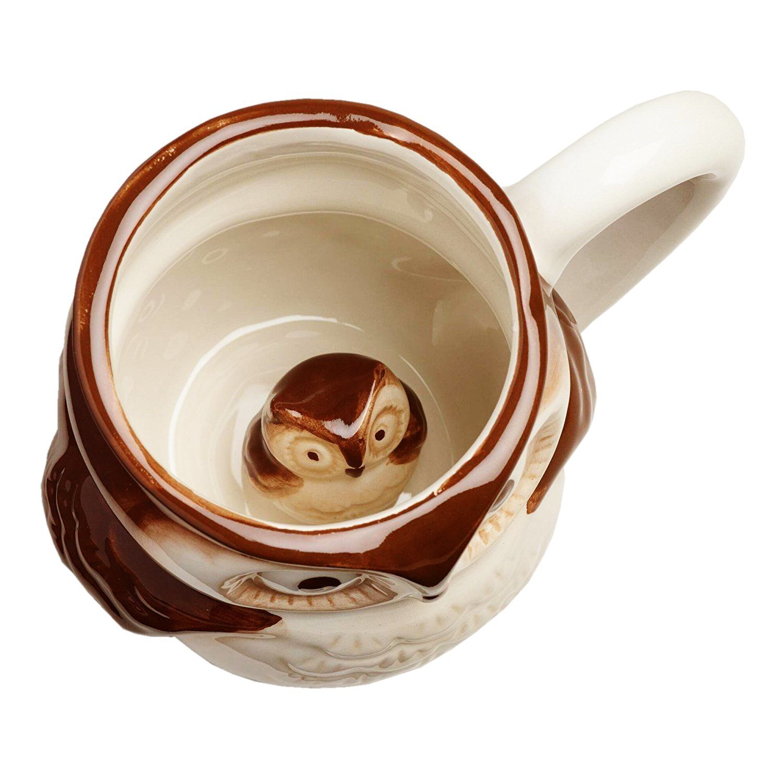 Surprise Owl Coffee Mugs World Market