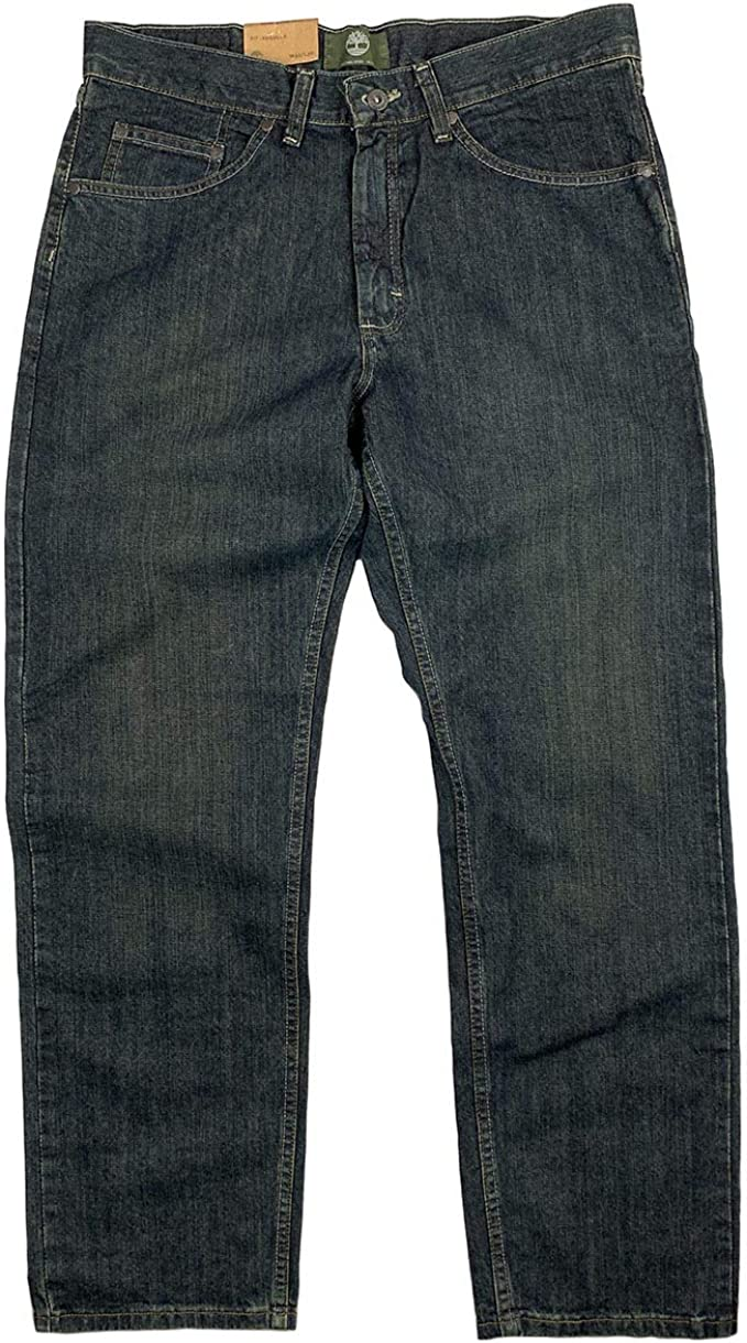 Timberland Men's Classic FIT Denim Jeans Pants at Amazon