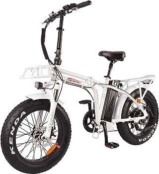 DJ 750W Folding Bikes