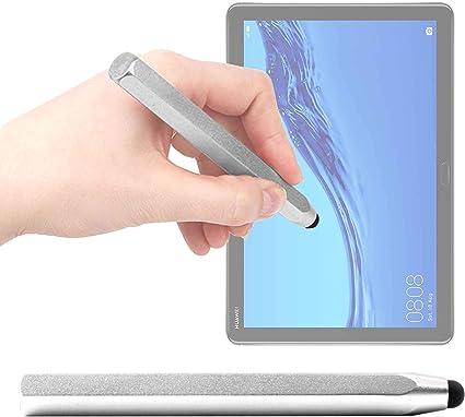 DURAGADGET Lápiz Stylus Azul Compatible con Tablet Huawei MediaPad M5 Pro LTE, Lenovo Tab E7, Lenovo PHAB 2: Amazon.es: Electrónica