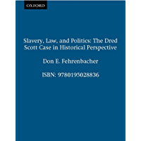 Slavery, Law, and Politics: The Dred Scott Case in Historical Perspective (Galaxy Books) (English Edition)