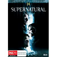 Supernatural: S14 (DVD)