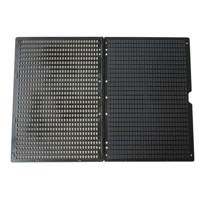27 Renglones 30 Caracteres Pizarras para Braille Con Punzon ...