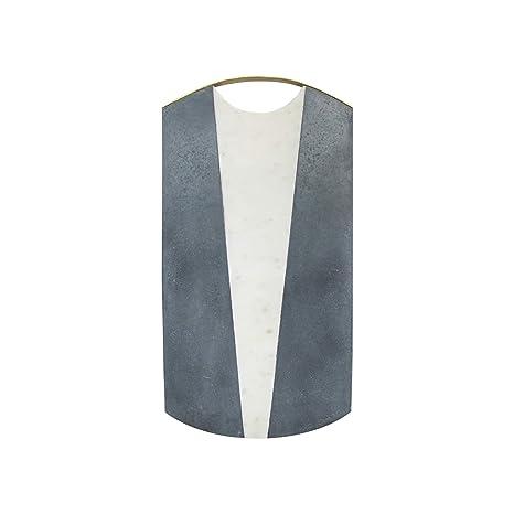 Amazon.com: American Atelier - Tabla de cortar mármol ...