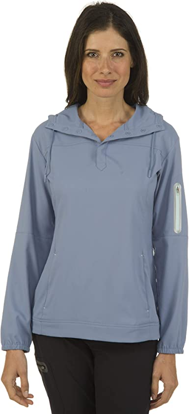 Nepallo Womens Trophy Quick-Dry Pullover Hoodie