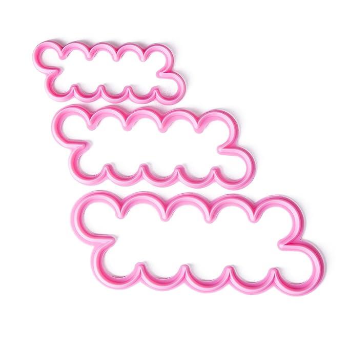Rosalina - Juego de 20 piezas con 12 tamaños para hacer rosas/molde cortador + juego de 8 piezas para modelar, 2 almohadillas de espuma para hacer rosas, ...