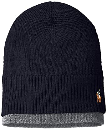1230207ae51 Men s Polo Ralph Lauren Layered Merino Wool Watch Cap Skully at ...