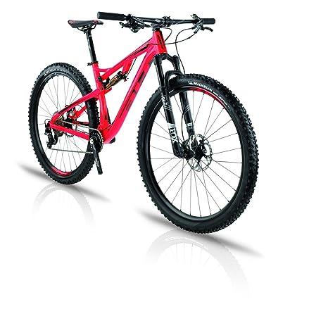 como escoger salida online amplia selección de diseños BH Lynx Race Alu Fox, Red-Black, Modal: Amazon.co.uk: Sports ...