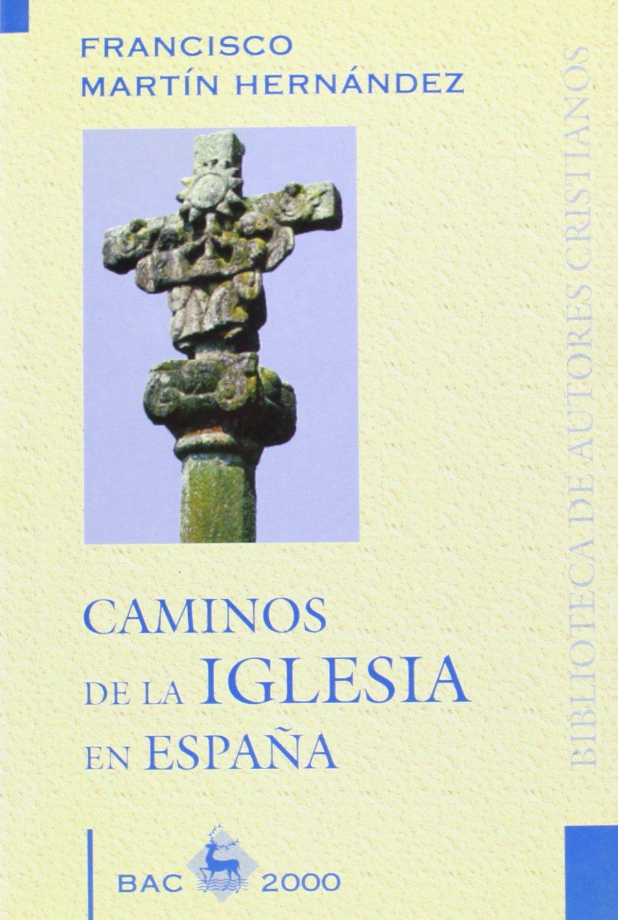 Caminos de la Iglesia en España (BAC 2000): Amazon.es: Martín Hernández, Francisco: Libros