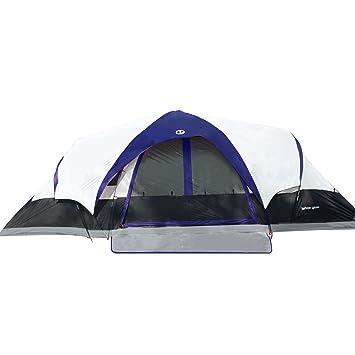 Tahoe Gear Manitoba 14-Person 20u0027 x 17u0027 Family Outdoor C&ing Tent with  sc 1 st  Amazon.com & Amazon.com : Tahoe Gear Manitoba 14-Person 20u0027 x 17u0027 Family ...