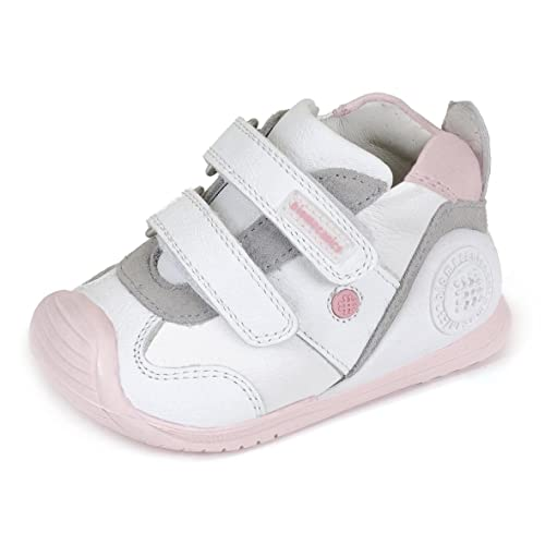 Biomecanics 151157, Zapatos de primeros pasos Unisex Bebés: Amazon.es: Zapatos y complementos