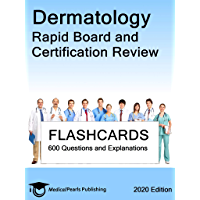 Dermatology: Rapid Board and Certification Review (English Edition)
