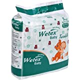 Wetex Jumbo Ultra Soft Qucik Absorb Small Size Baby Diapers -48 Pcs
