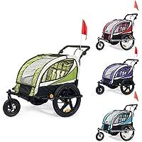 Remolques de bicicleta infantiles y accesorios