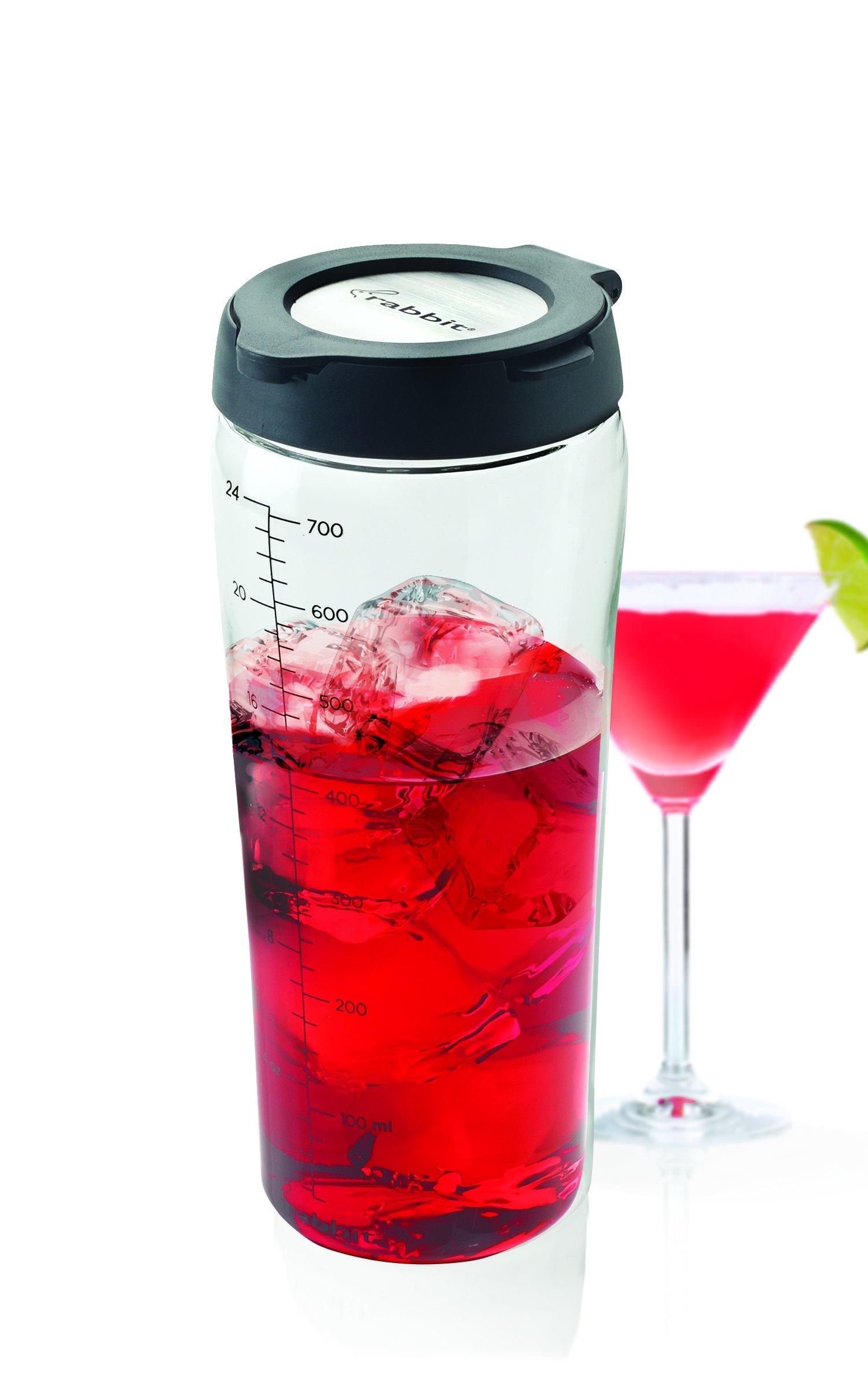 Rabbit Cocktail Shaker (Glass)