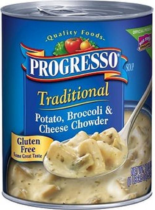 Progresso - Sopa gumbo de gallinero con corazón, baja grasa ...
