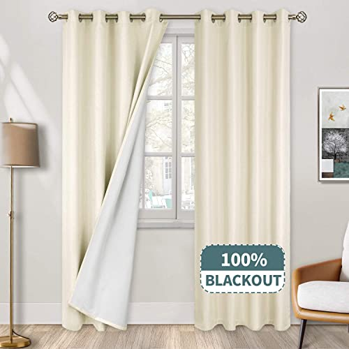 BGment 100 Blackout Curtains