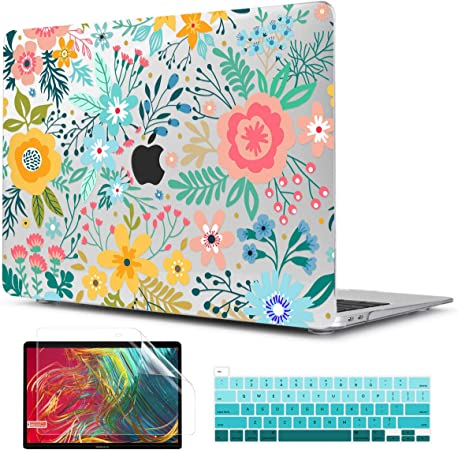 iCasso Plastic Hard Shell Case Protective Cover /& Keyboard Cover Only Compatible with New Macbook Pro 13 inch with Touch Bar /& Touch ID Macbook Pro 13 inch 2020 Release A2338 M1 A2251 A2289 Cartoon