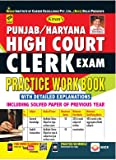 KIRAN'S PUNJAB /HARYANA HIGH COURT CLERK EXAM PRACTICE WORK BOOKWITH DETAILED EXPLANATION  INCLUDING SOLVED PAPER OF PREVIOUS YEAR – ENGLISH