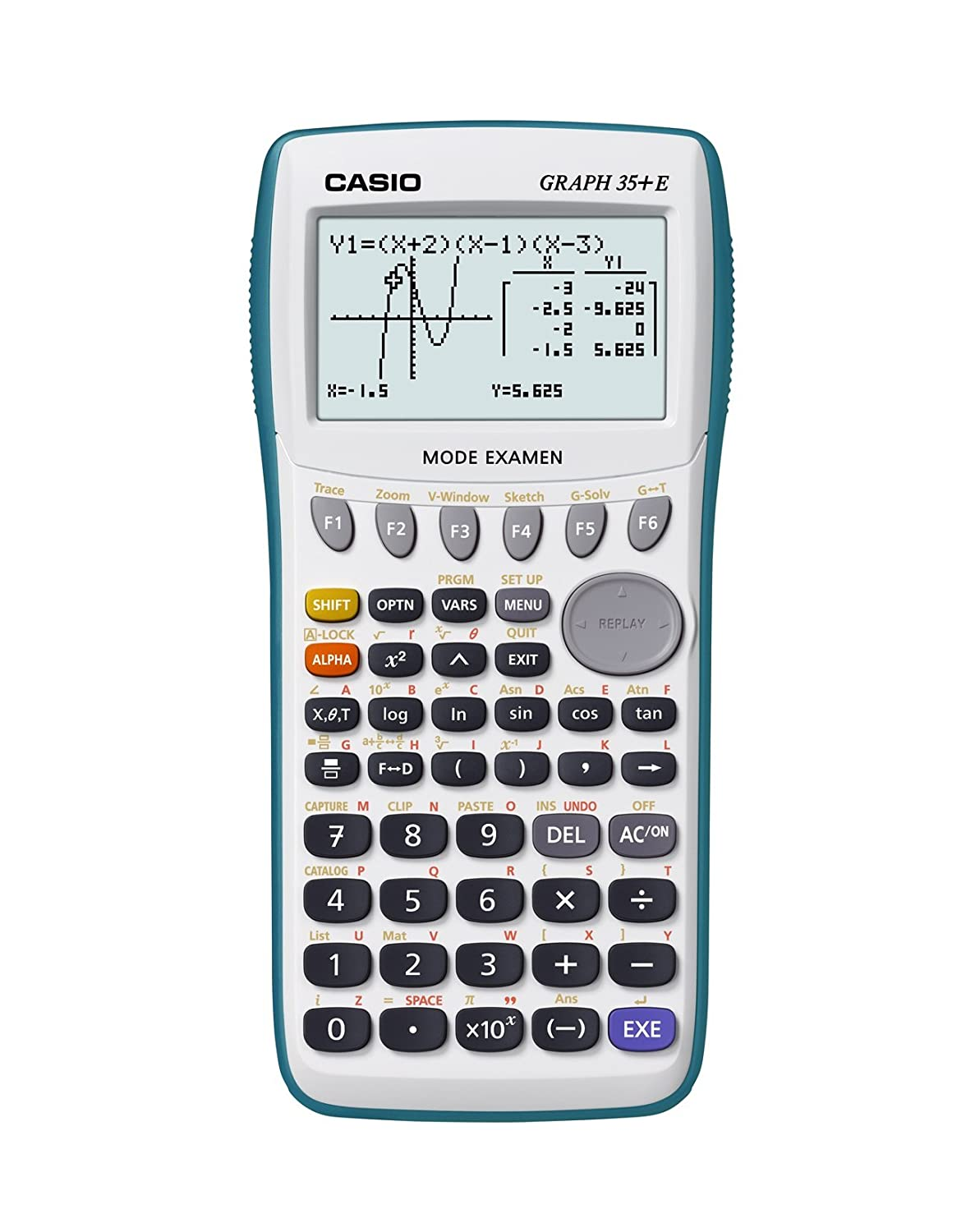 Casio GRAPH  E Calculadora gráfica USB