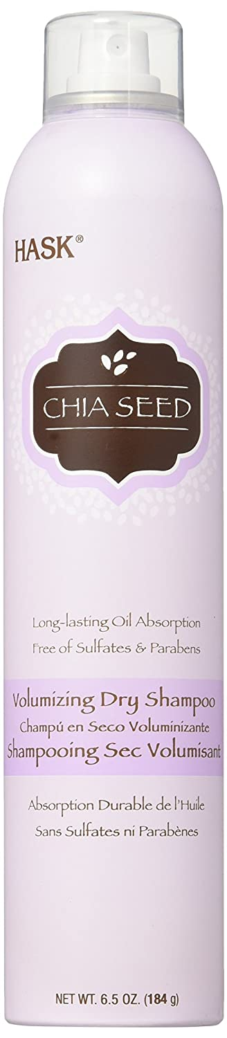 Hask chia seed dry shampoo, 1 Count ANB