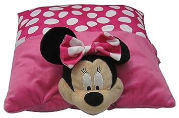 Disney 14771 - Peluche cojín con diseño de Minnie (2 en 1 ...