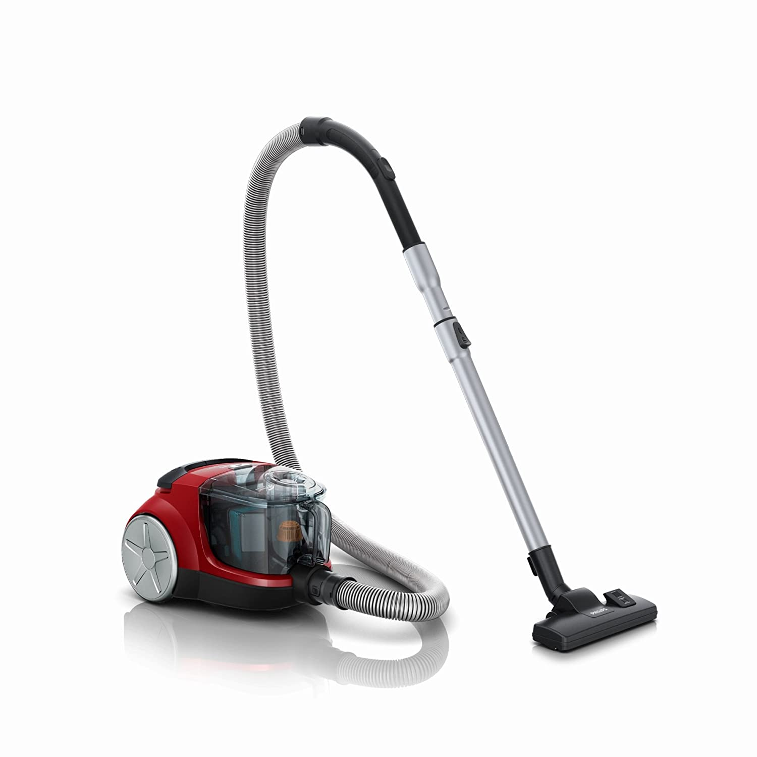 Philips FC8474/02 1.5-Litre Powerpact Compact Bagless Vacuum