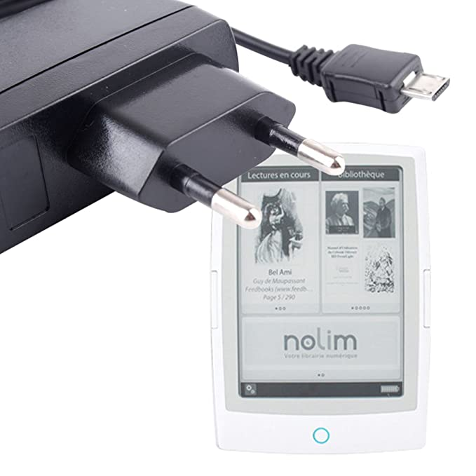 DURAGADGET-Cargador para dispositivos de modelos Nolimbook y ...