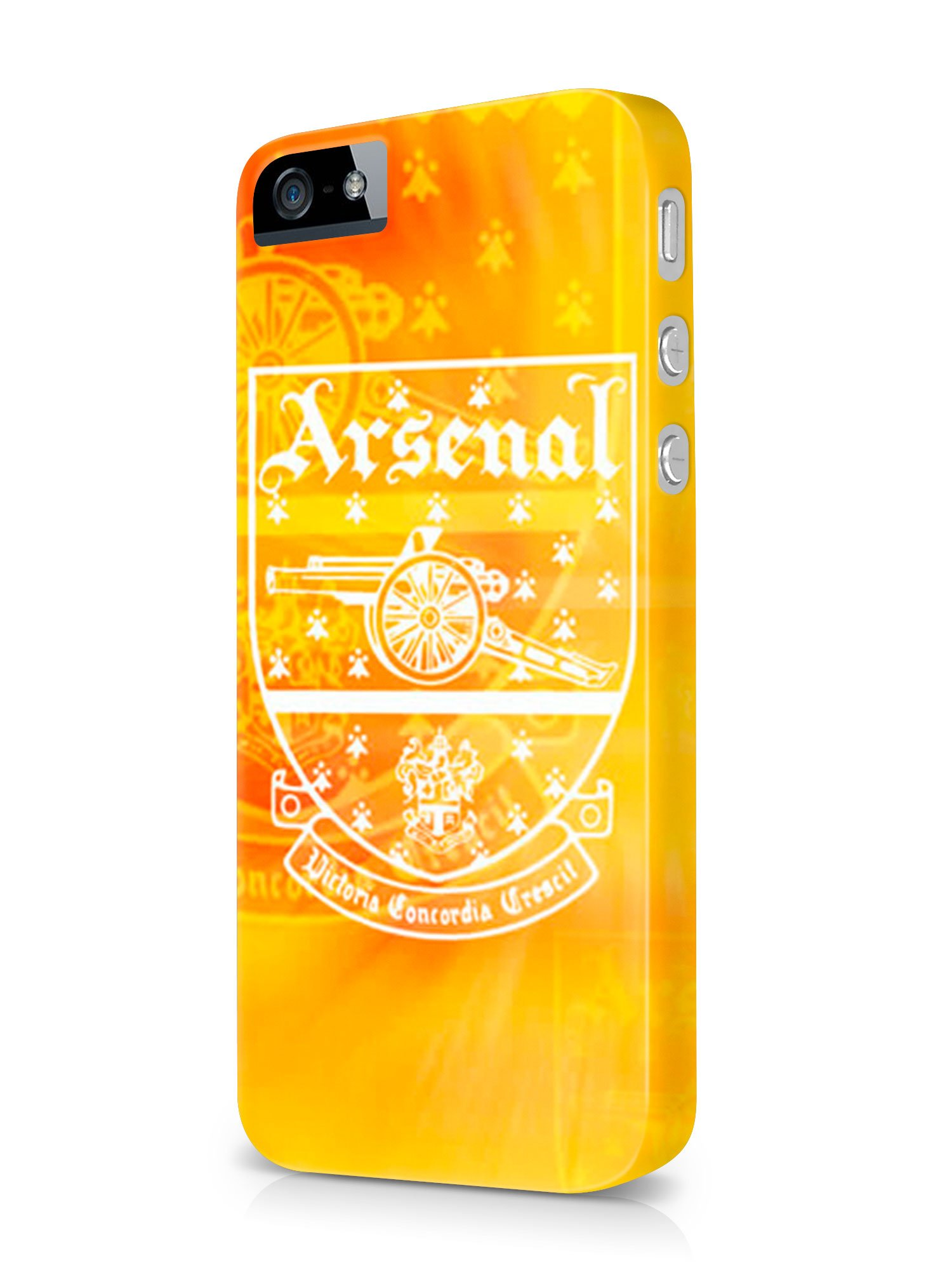 Arsenal FC Design case for iphone 5/5s/5se. Football UK