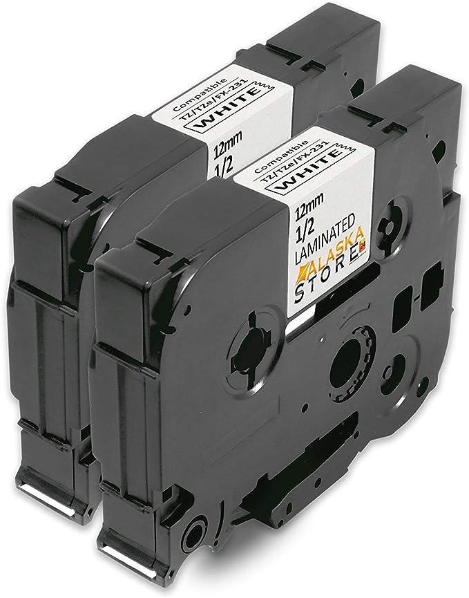 3 Farbband Kassetten für Brother TEZ 121 P touch 1800 1010NB 2450DX 520 1200P