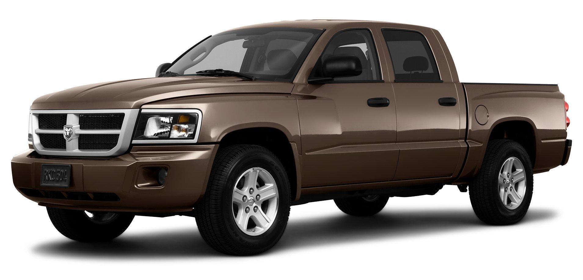 2010 Dodge Dakota Bighorn/Lonestar, 2-Wheel Drive Crew Cab ...