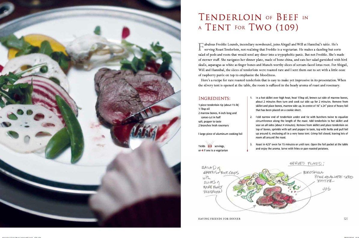 Feeding Hannibal: A Connoisseur's Cookbook: Janice Poon