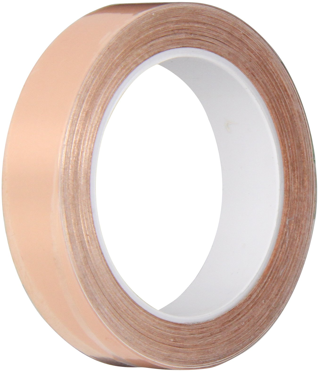 Cinta de Cobre 12mm x 5.5mt Adhesivo NO Conductor 3M