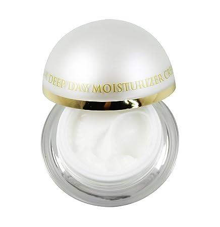 24K Gold Deep Day Moisturizer Cream Travel Size from OROGOLD Cosmetics, 15g 0.52oz