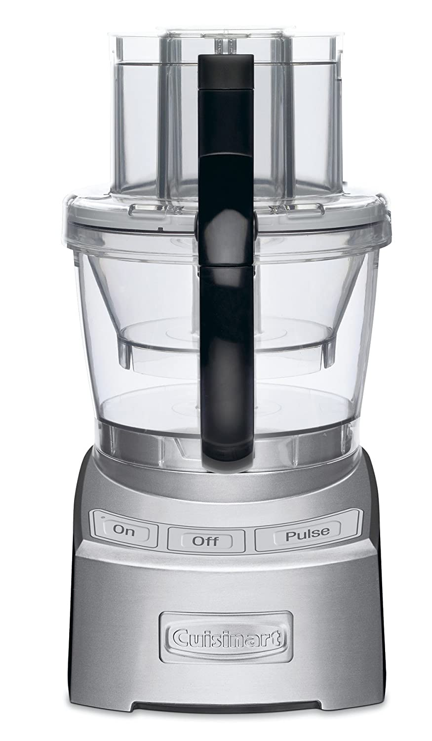 amazon com cuisinart fp 12dc elite collection 12 cup food amazon com cuisinart fp 12dc elite collection 12 cup food processor die cast discontinued by manufacturer full size food processors kitchen dining