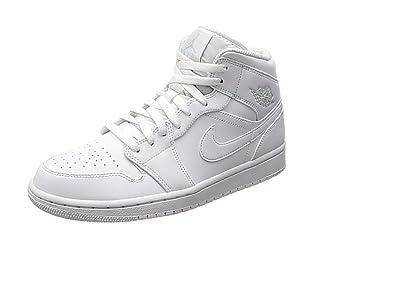 Nike Men's Air Jordan 1 Mid Sneakers: Amazon.co.uk: Shoes