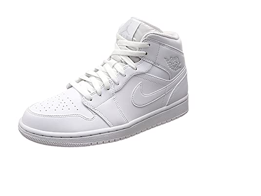 Men's Altas Para Jordan 1 Mid ShoeZapatillas Air Hombre Nike IfvYb7g6y