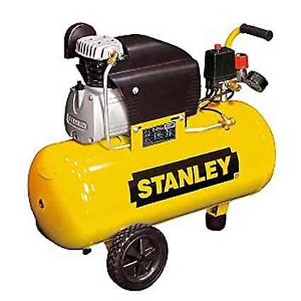 Compresor Aire Stanley D250/10/50 50 Lt lubrificato 2,5 HP 8