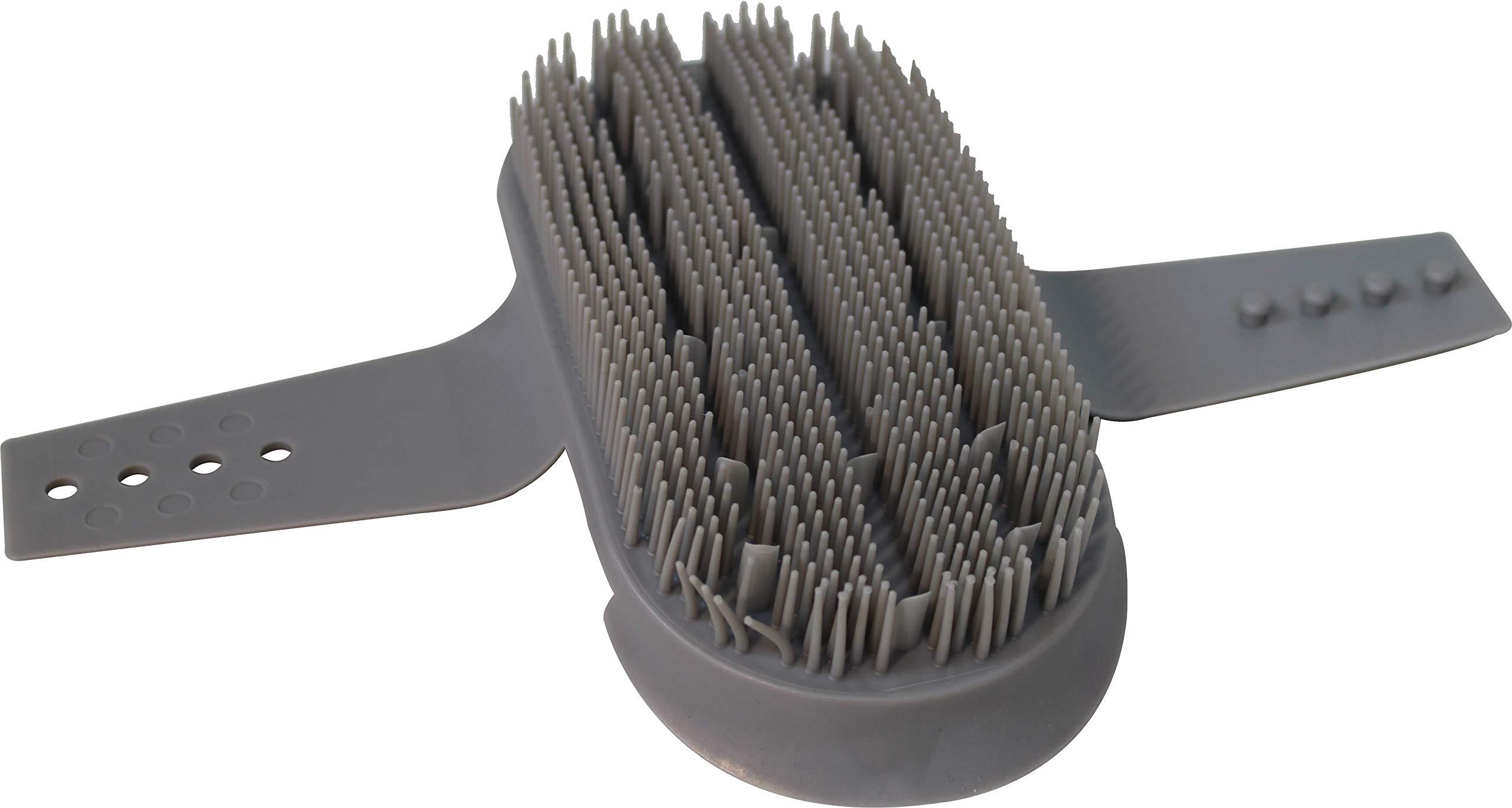 KBF99 Curry Comb - Grey