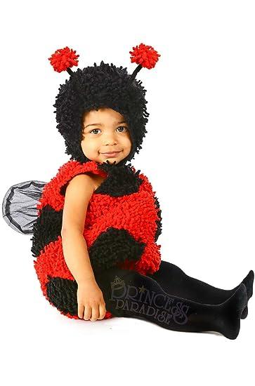 Princess Paradise Layla the Ladybug - 12-18 months  sc 1 st  Amazon.com & Amazon.com: Baby and Toddler Layla the Ladybug Costume: Toys u0026 Games