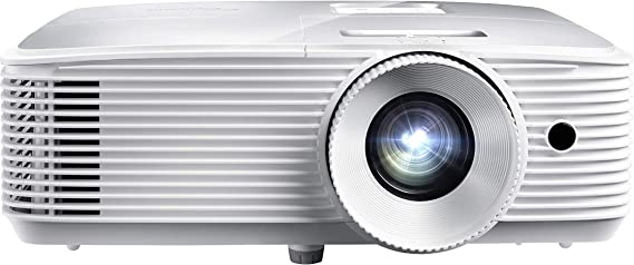 Optoma HD27HDR 1080p 4K HDR Ready Home Theater Projector for Gaming and Movies
