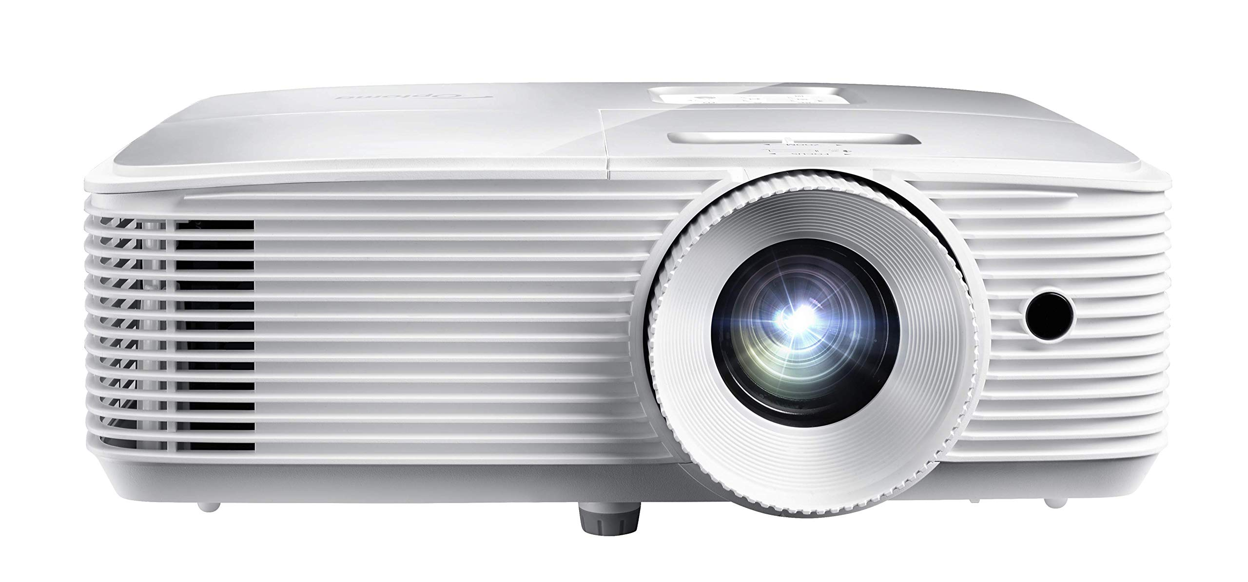 Optoma HD27HDR 1080p 4K HDR Ready Home Theater Projector for Gaming and Movies, 120Hz Support and HDMI 2.0 by Optoma