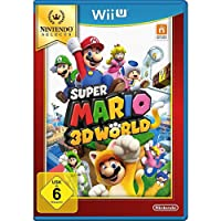 Super Mario 3D World - Nintendo Selects - [Wii U]