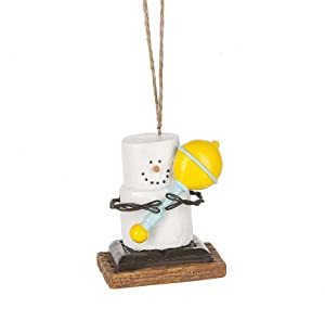 S'mores Original 2017 Rattle Ornament Not Dated
