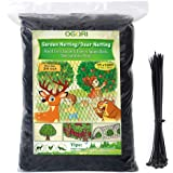 OGORI 7 X 100 FT Garden Net Deer Netting-Shield Trees Shrubs & Flowers Against Birds,Deer and Other Pests