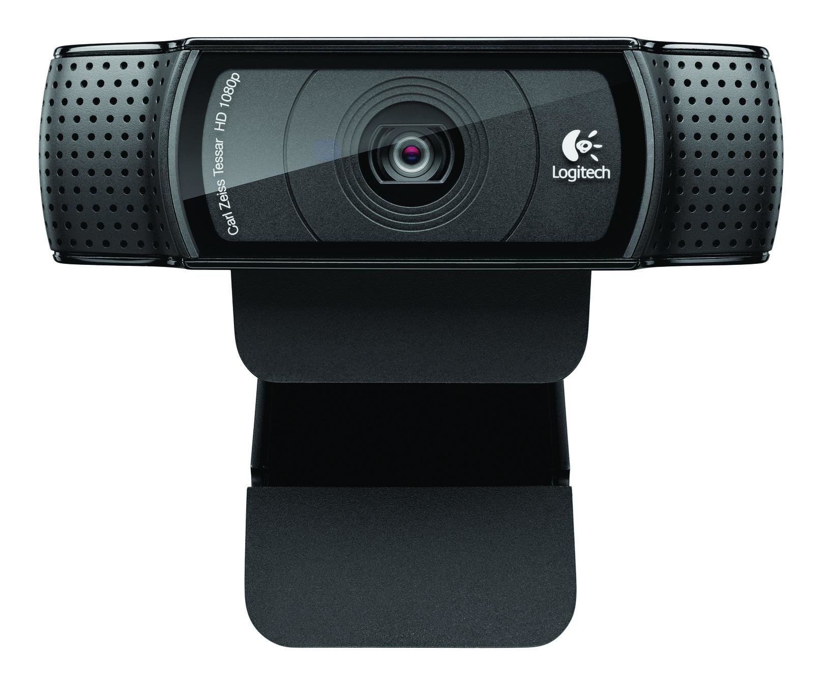 Logitech Webcam HD Pro C920, 960-000769