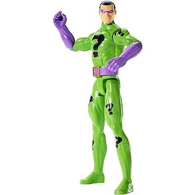 "Mattel DC Comics 12"" Riddler Action Figure: Toys & Games"