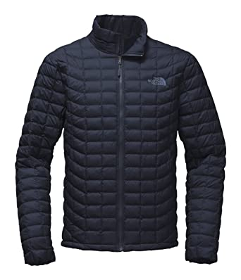 56c6338dda The North Face Men's Thermoball Jacket - Tall TNF Black Matte 1 Large