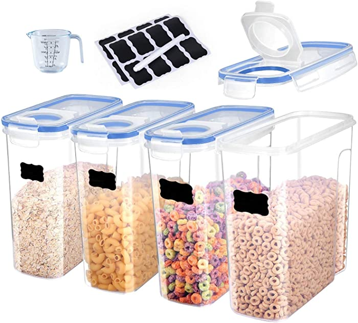 The Best Dog Food Storage Container Cilinder